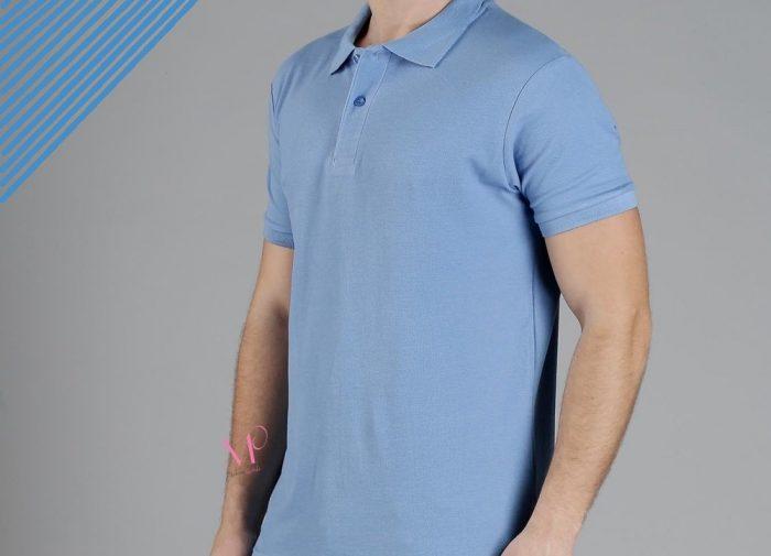 Κ18/2190 Ανδρικό Μπλουζάκι Polo πικέ