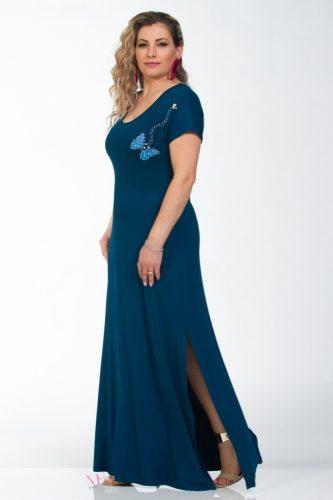 K18/61118 Φόρεμα maxi Πεταλούδα
