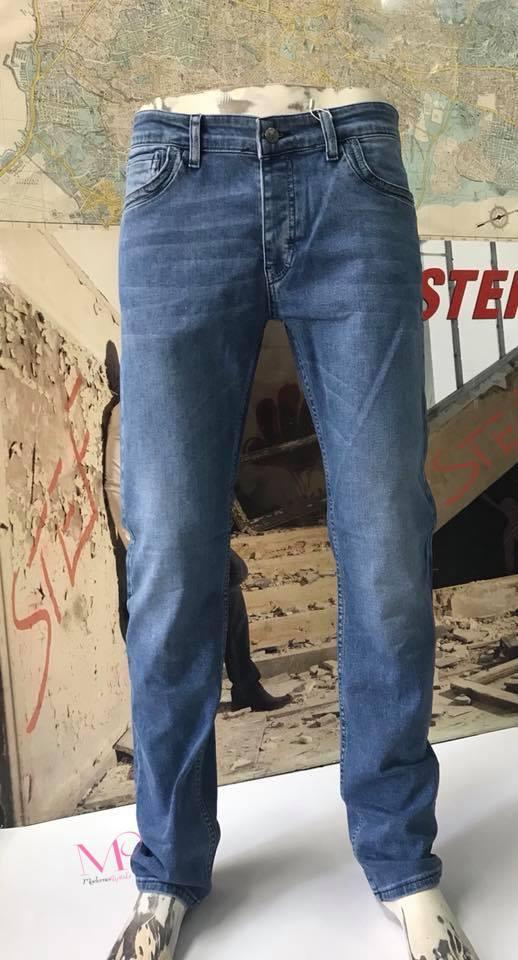 eec7dd853020 Ανδρικό Jeans Παντελόνι με αμμοβολή - Modernoraptiki