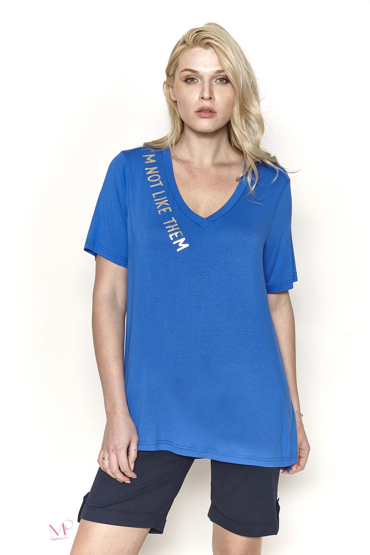 5961b824f061 Μπλούζα βισκόζ