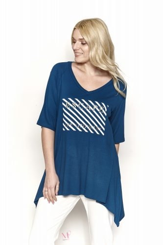 8d12ad0b1b54 Γυναικείες Μπλούζες   Τοπ Σε Μεγάλα Μεγέθη - Modernoraptiki