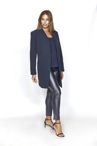 20-61005 Σακάκι TR τύπου blazer