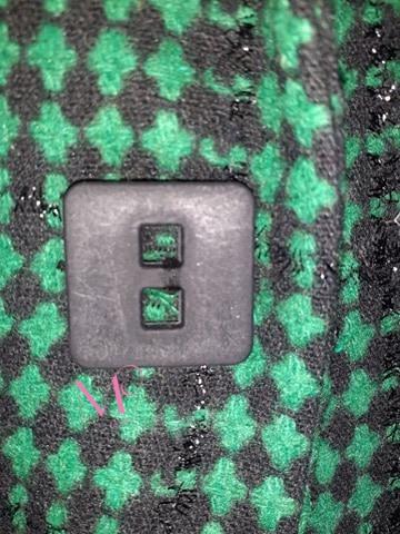 20-40920 Κουμπιά Πράσινο