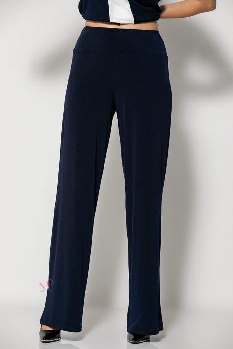 Κ20-80020 Παντελόνα super jersey με μπάσκα μπλε